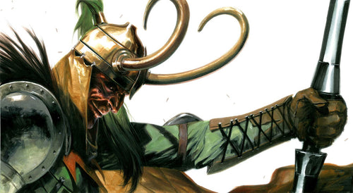 Image of Loki Norse mythology