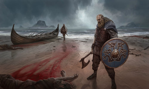 Top three unbelievable Viking grave goods that you should know about
