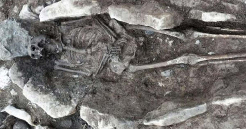 Mass Grave in Wales Found With Viking Slaves