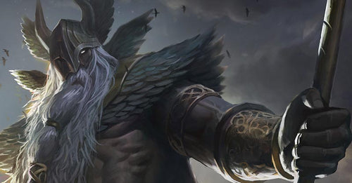 Image of Odin the Allfather