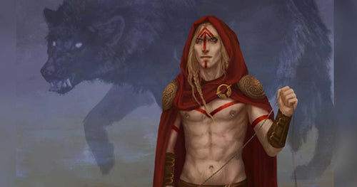 Tyr God of Justice and Honor in Norse mythology