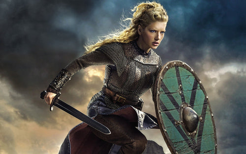 Image of Shieldmaiden Viking Women Warriors