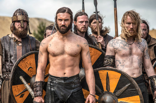 7 Hilarious Viking Names and Their Origins