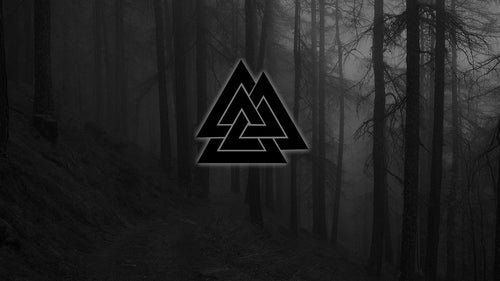 Valknut is the symbol of Odin the Allfather in Norse mythology