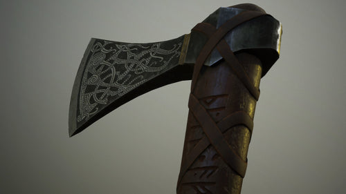 Viking Mammen Axe: The Most Luxurious Viking Axe Ever Found