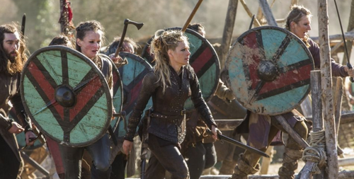 Hervor: From An Abandoned Child to Great Viking Shieldmaiden