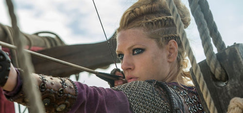 Three Viking Queens: Beautiful, Daring, and Wise