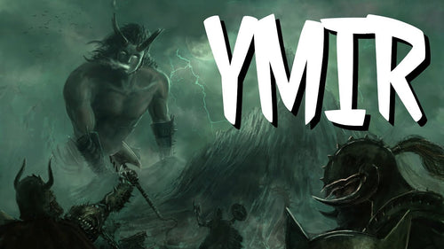 Ymir the Giant in Norse mythology