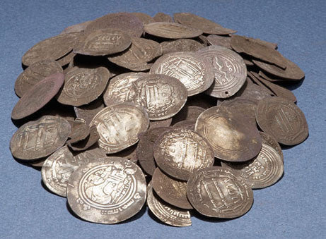 Part of the Viking Arlanda Hoard