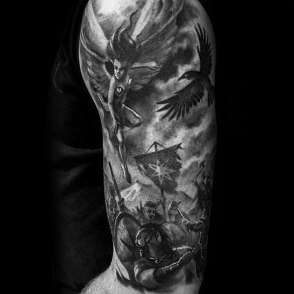 Image of Viking Valkyrie Tattoo