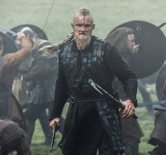 Bjorn Ironside Son of Ragnar Lothrbok: the Vikings were one of the best settlers on Earth