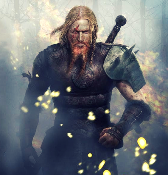 Image of Viking quotes Wisdom saying from Havamal