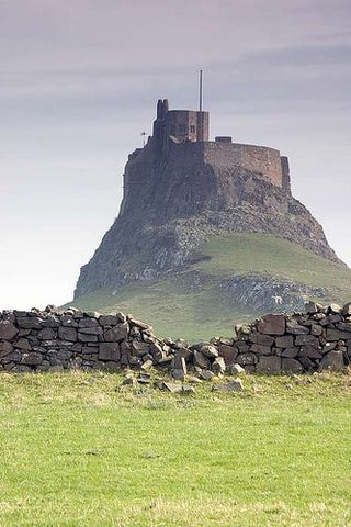 Holy Island on Lindisfarne was the first destination for Viking raids in 793 AD