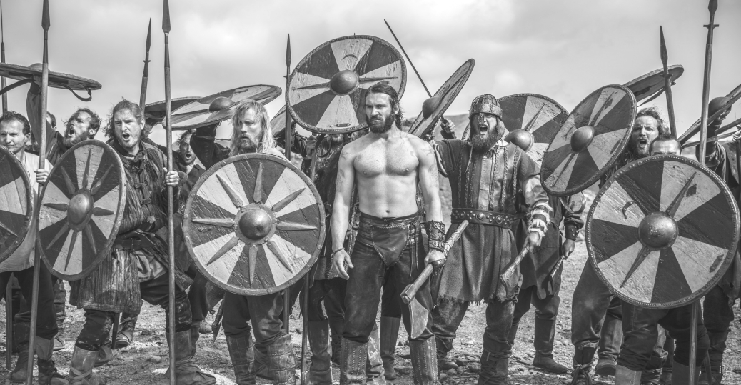 Image of Viking Rollo Viking warriors