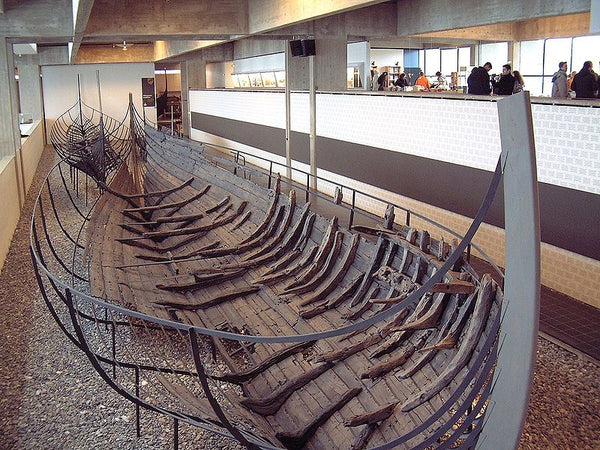Viking ship Skuldelev