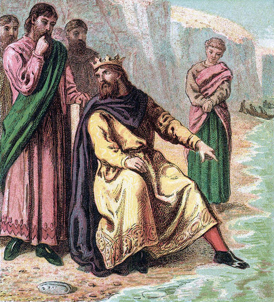 King Cnut the Great succeeded his father Sweyn Forkbeard to become the King of England