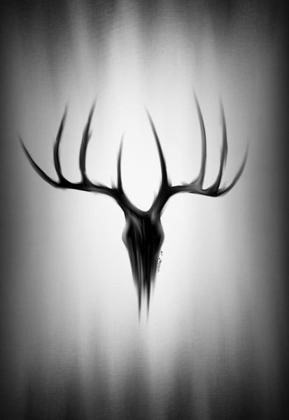 Eikthyrnir the Stag in Norse mythology