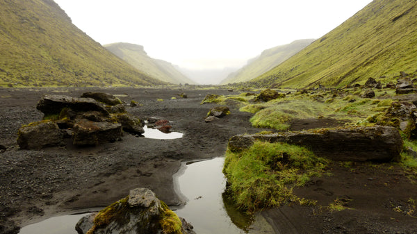 the Eldgjá lava flood that led to the baptism of the Icelandic inhabitants in the late 10th century