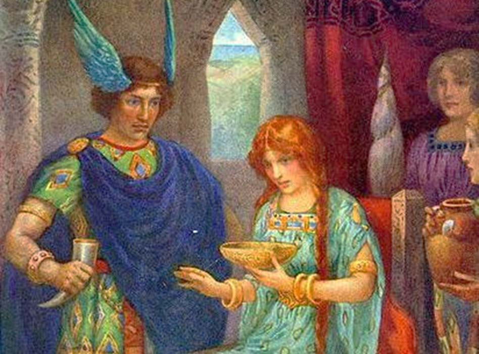 Image of Gerd and Freyr