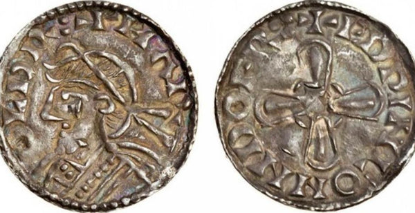 Harold Harefoot's coin