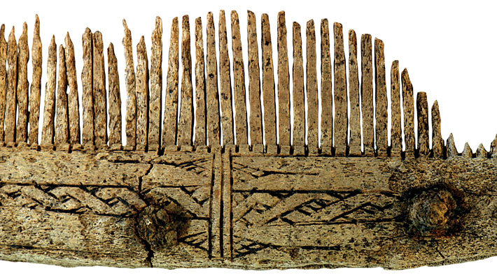 Image of Viking comb Viking irish comb