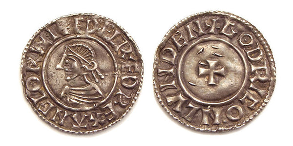 Anglo-Saxon coins found in Scandinavia