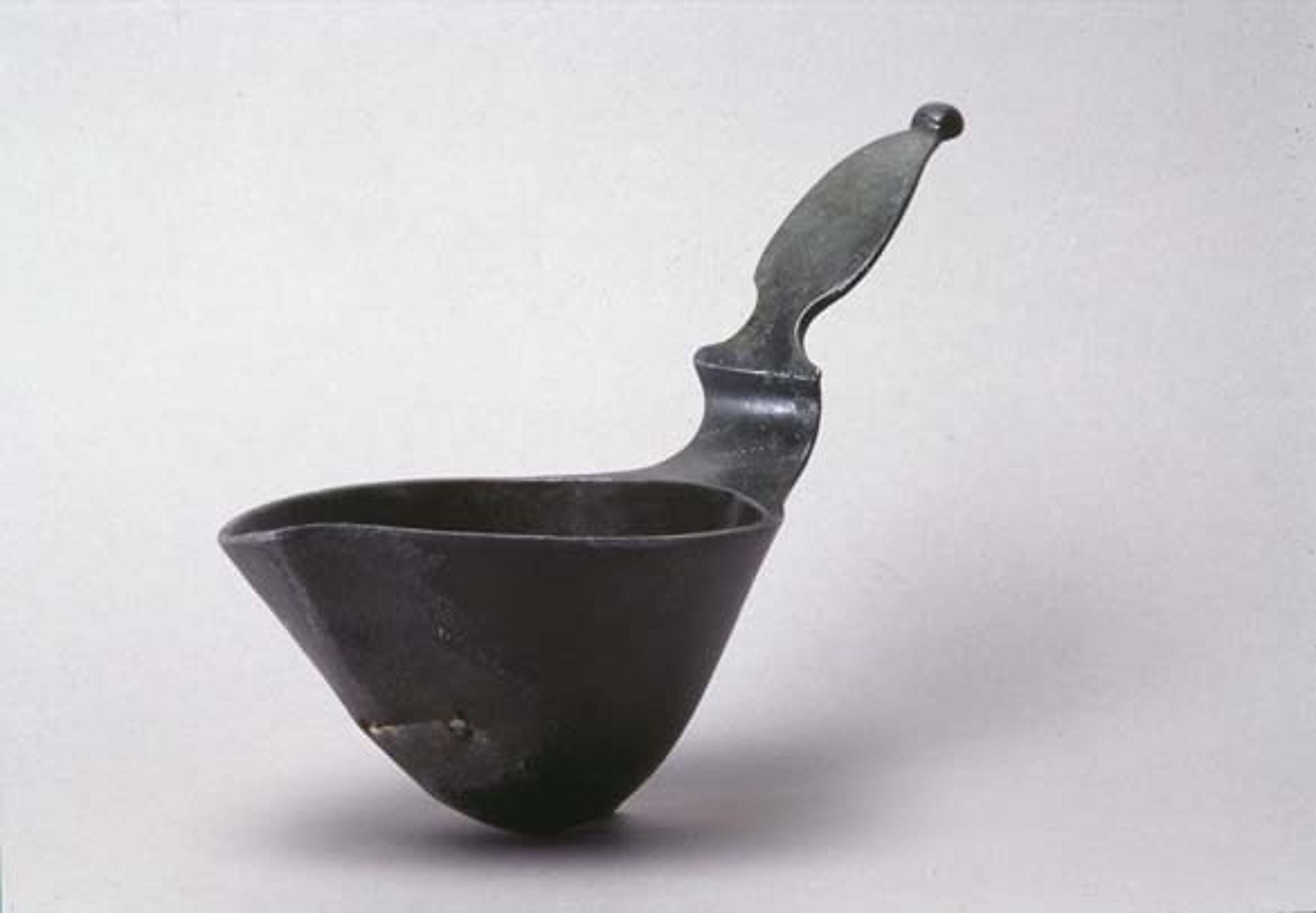 Image of Ladle from Helgo Viking treasure