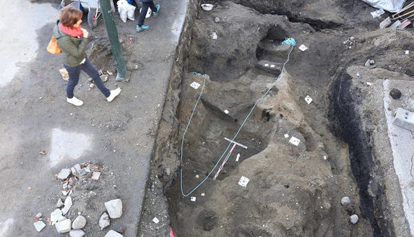 Viking boat burial severely damaged when excavated