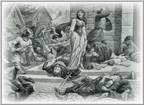 Saint Brice Day Massacre