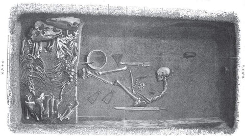 Birka burial Viking excavation and the question whether the Viking shieldmaiden existed or not
