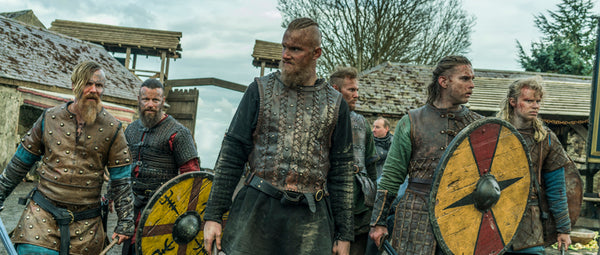 Ragnar's sons declared eternal war on the killer of their father Ragnar Lothbrok