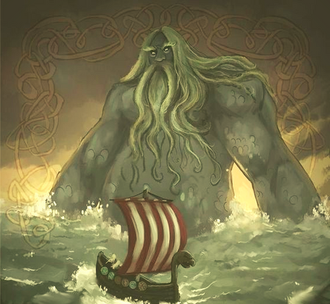 Aegir was among the most powerful figures in Norse mythology. For he was the Lord of the Ocean, the best mead producer in Norse mythology. He held many parties for the gods to join