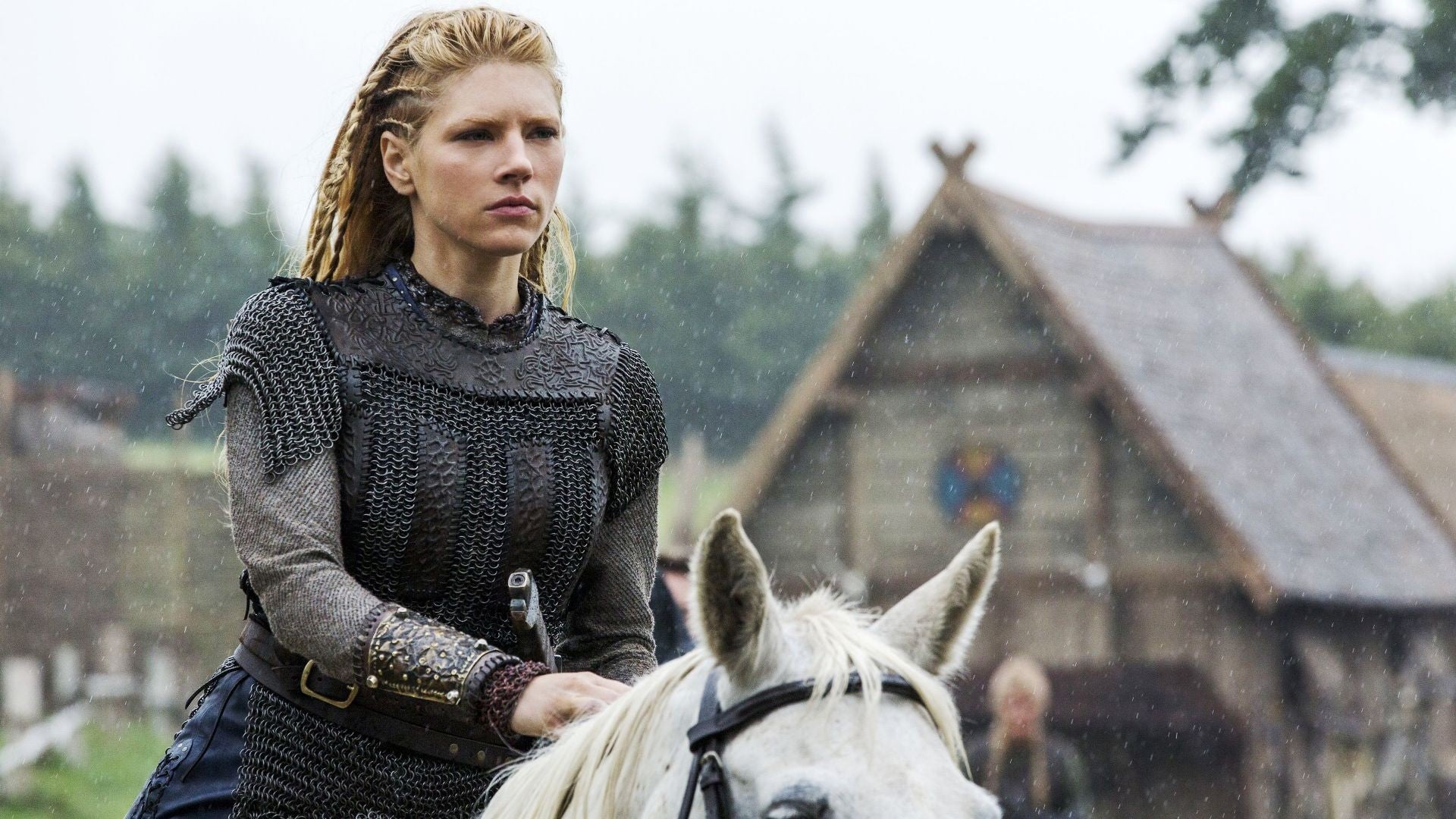Image of Viking shieldmaiden Lagertha
