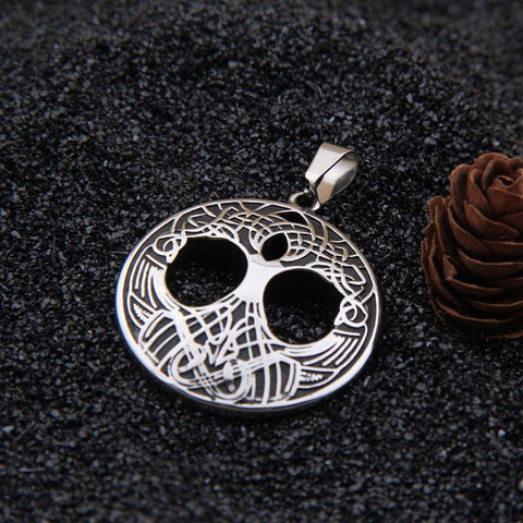 Image of Yggdrasil Viking Jewelry