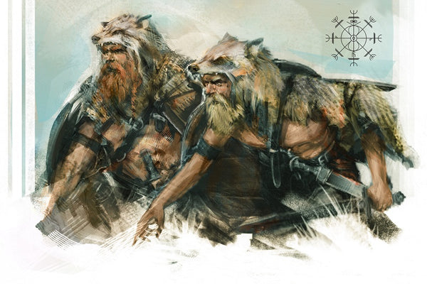 Whether the Viking berserkers historically existed or not remains a mystery