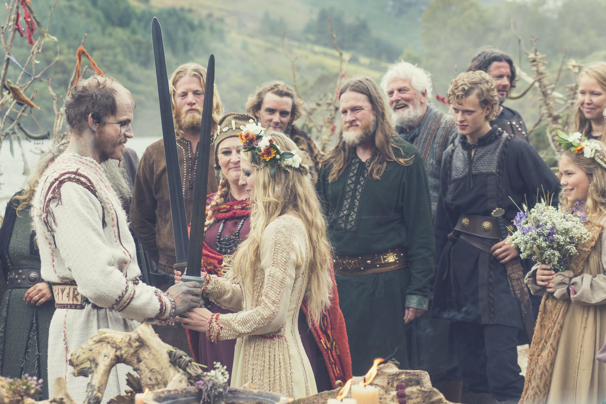 9 Awesome Facts About The Viking Wedding Rituals - BaviPower Blog