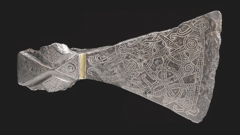 Image of Mammen Axe Viking Axe
