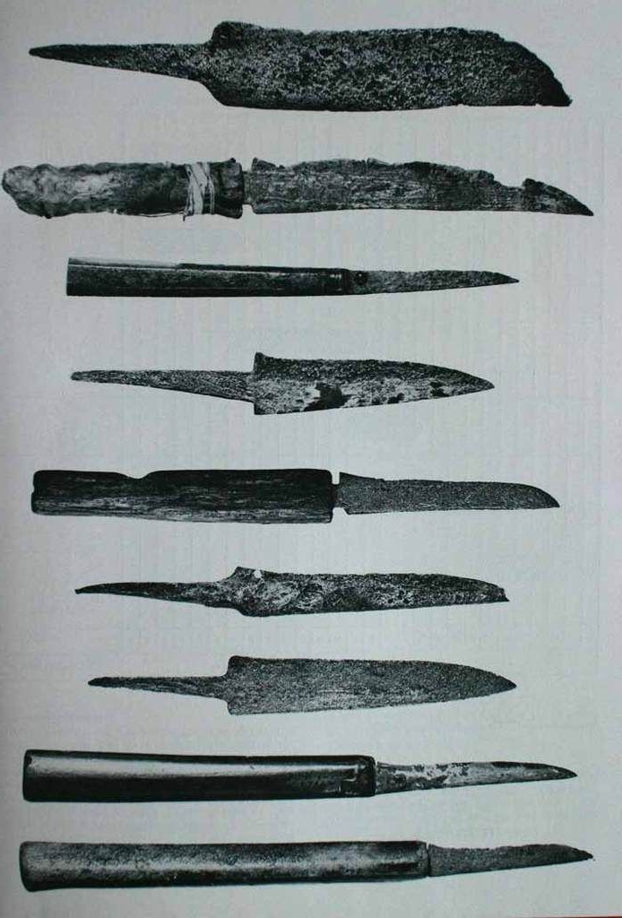 Image of Viking knife