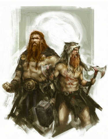 Image of Viking God of Strength Viking Mythology Norse mythology