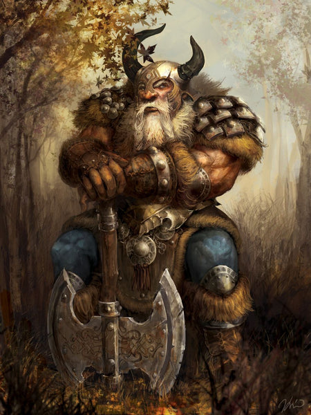 Ten things about Dwarves in Norse mythology that you are yet to know