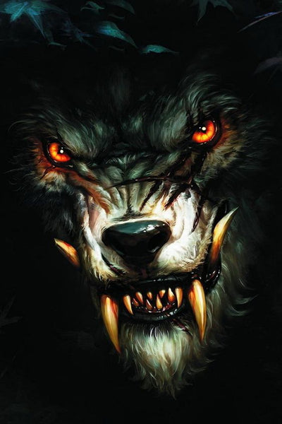 Viking wolf Fenrir - 5 Fearsome and Cool creatures in norse mythology
