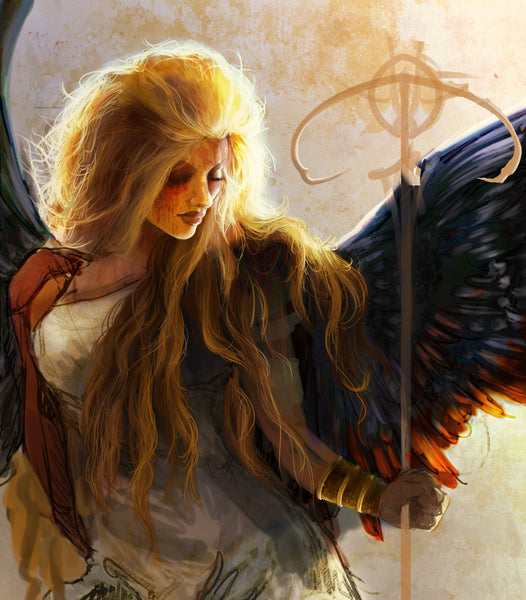 Freya Goddess of War in Norse mythology