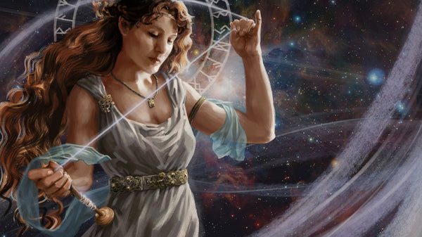 Frigg was the Norse goddess of Love, Motherhood, and Marriage.