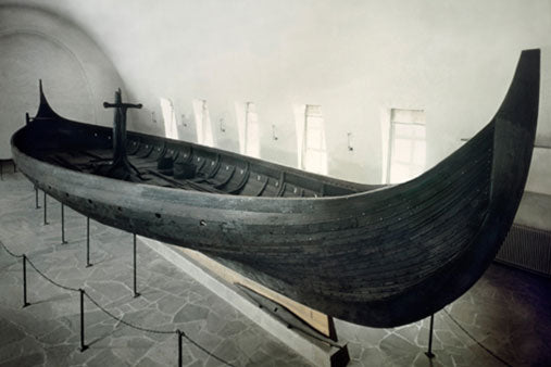 Image of Gokstad Viking ship