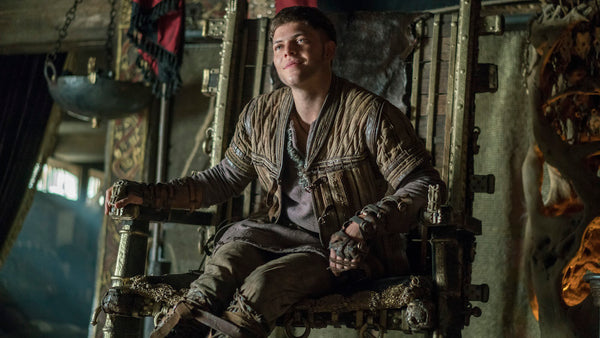 Ivar the Boneless in Vikings TV series