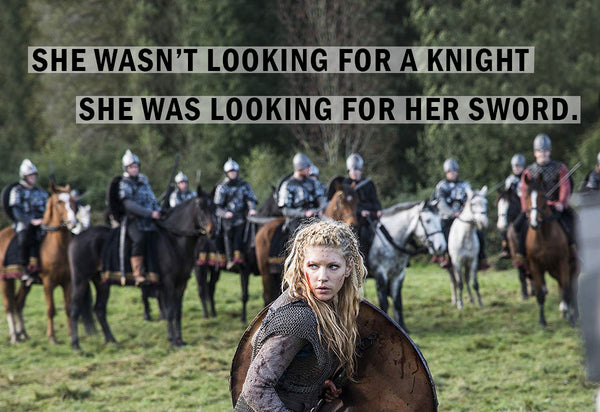 Lagertha the Queen of Shields