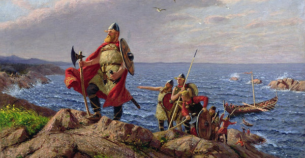 Leif Erikson Viking warrior who discovered North America