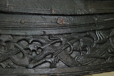 Viking Oseberg patterns