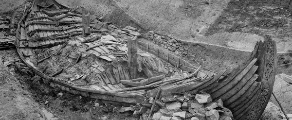 Oseberg excavation