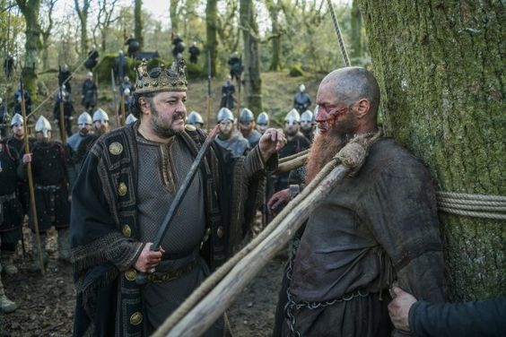 Ragnar Lothbrok finally met his days. King Aella captured Ragnar Lothbrok